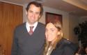 Rodrigo Castro y Valentina Sullivan