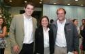 Federico Iriberry, Marcela Criado y Juan Pablo Bennett