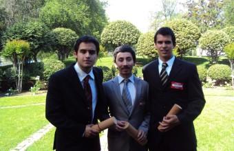 Alumno de Ingeniería Comercial UDD ganó Beca Santander