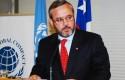 Bruno Baranda, Ministro (s) del Trabajo y Previsión Social