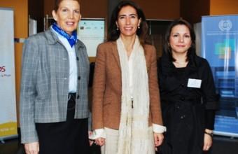 Ministra Schmidt presentó estudio sobre el costo de la violencia a las mujeres