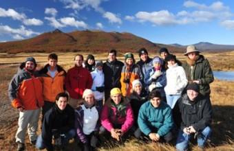 Red de Alta Dirección UDD realizó expedición a Tierra del Fuego