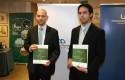 Ernesto Amorós y Carlos Poblete, autores del reporte