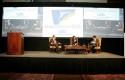 Panel de conversación: Juan Andrés Camus, Cony Stipicic y Raúl Alcaíno