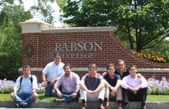 Viaje MBA – UDD a la Universidad Nº 1 de Emprendimiento