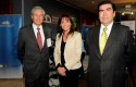 Roberto Ossandon, Carolina Mardones y Mario Valcarce