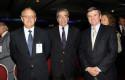 Arturo Lyon, Fernando Alvear y William Phillips