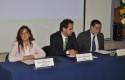 Marisol Troncoso, Rodrigo Castro y Goran Ahumada
