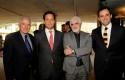 GABRIEL RODRIGUEZ, JOAQUÍN VILLARINO, EDUARDO HARDEY Y RODRIGO CASTRO