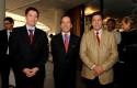 FRANCISCO SANTIBÁÑEZ, JUAN ANDRÉS CAMUS Y RAÚL ALCAÍNO