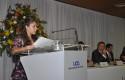 La alumna premiada Camila Andrea Ebensperger