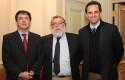 Jorge Tarziján, Jorge Ardiles y Rodrigo Castro
