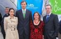 Carolina Comandary, Alejandro Valencia, Bernardita del Solar y Paul O´Toole