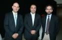 José Ernesto Amorós, Rodrigo Arellano y Juan Pablo Couyoumdjian