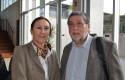 Ana María Paiva y Goran Ahumada