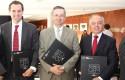 Rodrigo Castro, Tomás Flores, Hernán Cheyre
