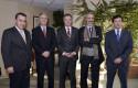 Claudio Muñoz, Felipe Morandé, Federico Valdés, Andrés Solimano, Alejandro Micco