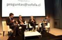 Guillermo Turner, Andrés Solimano, Felipe Morandé, Alejandro Micco
