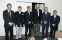 Rodrigo Castro, Marcelo Vásquez, Francisco Santibáñez, Jerry Engel, Tomás Flores y Edmundo Durán.
