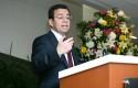 El Ministro de Economía, Luis Felipe Céspedes