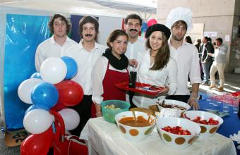 Feria IcoMarket en la UDD