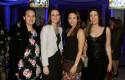 Carolina Hurtado, Magdalena Ureta, Claudia Bravo y Anita Encina