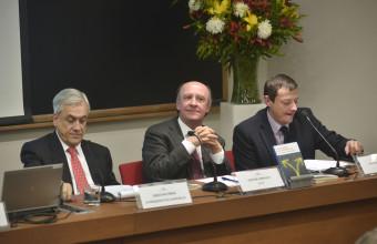Cristián Larroulet y Jacinto Gorosabel lanzan su libro sobre educación
