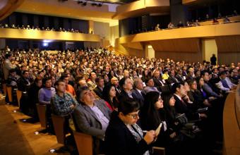 Con gran éxito se desarrolló el seminario del MBA UDD