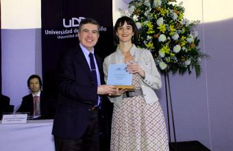 UDD premió a los profesores de excelencia 2014
