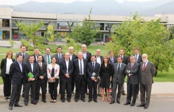 Destacados empresarios y políticos participan de primer encuentro