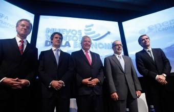 Ministro de Hacienda de Argentina participó en seminario Nuevos Vientos de la Economía