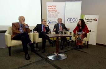 Seminario sobre productividad reúne a economistas de élite en la región del Bíobío
