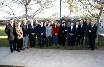 """Empresarios, economistas y políticos participan de segundo encuentro """"Diálogos del Futuro"""" en la UDD"""