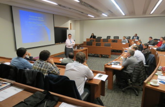Exitoso inicio MBA UDD en Santiago formato semanal