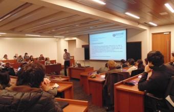 Seminario de Emprendimiento Social en la UDD