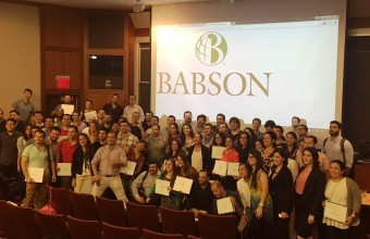 Viaje MBA a Babson College