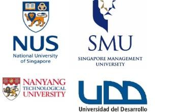 Investigador FEN se reúne en China y Singapur con grandes Universidades