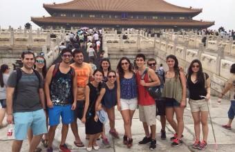 """""""Embajadores del futuro"""" cumplió 10 años viajando a China"""