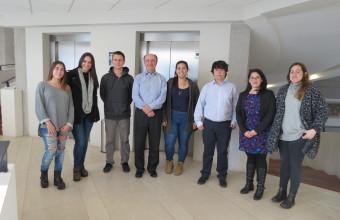 Con éxito finaliza la primera versión del Centro de Ayudantes de Investigación de la Facultad de Economía y Negocios.