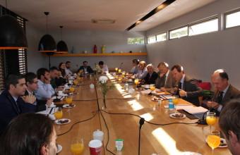 UDD realizó taller sobre políticas de desarrollo productivo