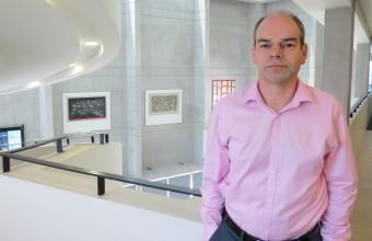 Jonathan Levie, experto en Ecosistemas de Emprendimiento, se encuentra investigando sobre migraciones en la FEN