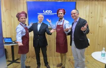 """Conversando con Matías Leiva"": el exitoso emprendimiento de sándwiches gourmet que partió con 6 mil pesos"