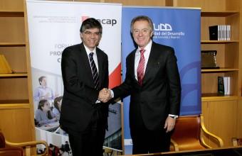 UDD e INACAP firman convenio para medir el emprendimiento
