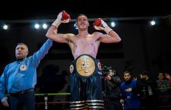 Julio Álamos es el nuevo Campeón Nacional en la categoría Súper Mediano