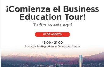 ¡Comienza el Business Education Tour!