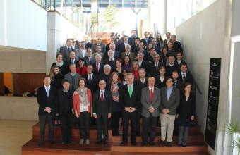 Jefes de programa de candidatos presidenciales debatieron sobre el futuro de Chile en nueva versión de Diálogos de Futuro