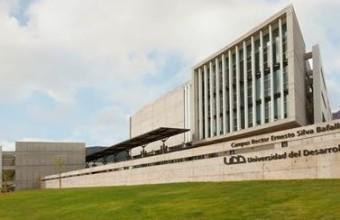 Universidad del Desarrollo número 1 entre las privadas