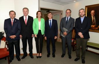 Cuatro futuros ministros expusieron en seminario Nuevos Vientos para la Modernización del Estado
