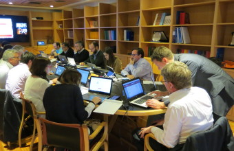 Profesores participaron en talleres de Harvard Business School Publishing