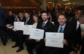 Ceremonia de titulación MBA UDD